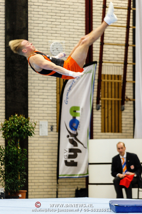NLD/Nijverdal/20160305 - Turninterland Nederland - Spanje, Jorian Ilbrink