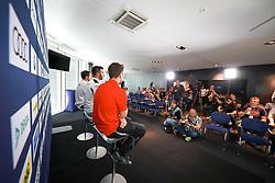 May 4, 2018 - Germany - Motorsports: DTM race Hockenheimring, Saison 2018 - 1. Event Hockenheimring, GER, #4 Robin Frijns ( NED, Audi Sport Team Abt  (Credit Image: © Hoch Zwei via ZUMA Wire)
