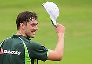 Australia Cricket Practice 140715
