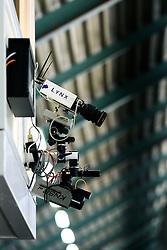 2009 SCHAATSEN: NK AFSTANDEN: HEERENVEEN<br /> Tijdregistraitie en fotofinish registratie camera - schaats item illustratief<br /> ©2009-WWW.FOTOHOOGENDOORN.NL