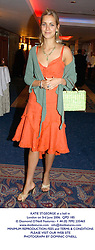 KATIE ST.GEORGE at a ball in London on 3rd June 2006.QPD 185<br /> <br /> NON EXCLUSIVE - WORLD RIGHTS