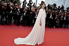 Cannes - Long Gowns 17 May 2018