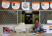 Timoteo_MG, Brasil...Unidade de uma concessionaria em Timoteo, Minas Gerais...The dealership in Timoteo, Minas Gerais...Foto: LEO DRUMOND / NITRO