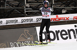 Winner Gregor Schlierenzauer of Austria at e.on Ruhrgas FIS World Cup Ski Jumping on K215 ski flying hill, on March 14, 2008 in Planica, Slovenia . (Photo by Vid Ponikvar / Sportal Images)./ Sportida)