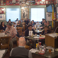 The Gallup Community Provider's meeting takes place at Sammy C's in Gallup Tuesday.