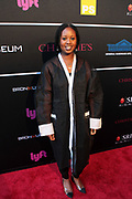 April 8, 2019-New York, New York-United States: Folaka Ologunja attend the Bronx Museum Gala & Art Auction 2019 held at Capitale on April 8, 2019 in New York City. The Bronx Museum of the Arts is a contemporary art museum that connects diverse audiences to the urban experience through its permanent collection, special exhibitions, and education programs that strive to reflect the borough's dynamic communities. (Photo by Terrence Jennings/terrencejennings.com)