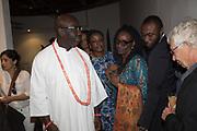 GODWIN OBASEKI, GOV EDO STATE NIGERIA, Venice Biennale, 10 May 2017