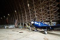 Tillamook Air Museum. Tillamook, OR.