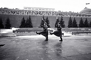 Red Square Moscow - USSR - 1988