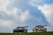 2012 British GT Championship.Donington Park, Leicestershire, UK.27th - 30th September 2012..World Copyright: Jamey Price/LAT Photographic.ref: Digital Image Donington_BritGT-18509