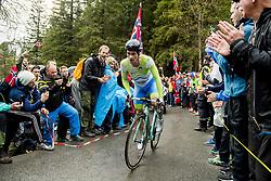 September 20, 2017 - Bergen, Norway - Primoz Roglic of Slovenia competes during the Men Elite Individual Time Trial in Bergen. (Credit Image: © Vegard Wivestad Gr¯Tt/Bildbyran via ZUMA Wire)