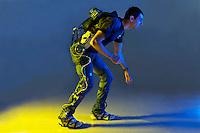 16/Octubre/2012 Madrid. Arganda del Rey.<br /> Centro de Automática y Robótica, CAT.<br /> Proyecto de fabricación de un exoesqueleto<br /> <br /> ©JOAN COSTA