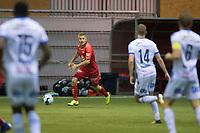 Fotball , <br /> 3. Mars 2019<br /> Treningskamp<br /> Brann . FK Haugesund <br /> Taijo Teniste (M) , Brann <br /> Foto: Astrid M. Nordhaug