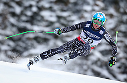 11.02.2013, Planai, Schladming, AUT, FIS Weltmeisterschaften Ski Alpin, Super Kombination, Abfahrt, Herren, im Bild  Adam Zampa (SVK) // Adam Zampa of Slovakia  in action during Mens Super Combined Downhill at the FIS Ski World Championships 2013 at the Planai Course, Schladming, Austria on 2013/02/11. EXPA Pictures © 2013, PhotoCredit: EXPA/ Johann Groder