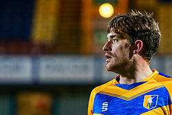 Andy Cook of Mansfield Town - Mandatory by-line: Ryan Crockett/JMP - 27/10/2020 - FOOTBALL - One Call Stadium - Mansfield, England - Mansfield Town v Barrow - Sky Bet League Two