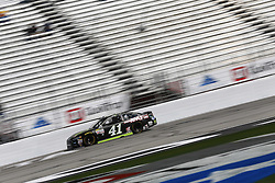 March 3, 2017 - Hampton, Georgia, United States of America - March 03, 2017 - Hampton, Georgia, USA: Kurt Busch (41) takes to the track to practice for the Folds of Honor QuikTrip 500 at Atlanta Motor Speedway in Hampton, Georgia. (Credit Image: © Justin R. Noe Asp Inc/ASP via ZUMA Wire)