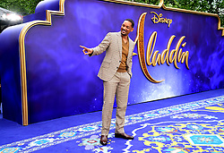 Will Smith attending the Aladdin European Premiere held at the Odeon Luxe Leicester Square, London.