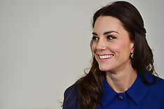 The Duchess of Cambridge visits the Anna Freud Centre 11 Jan 2017
