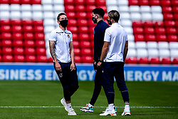 Bristol Rovers arrive at Sunderland - Mandatory by-line: Robbie Stephenson/JMP - 12/09/2020 - FOOTBALL - Stadium of Light - Sunderland, England - Sunderland v Bristol Rovers - Sky Bet League One