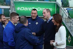 The Duke and Duchess of Cambridge in Belfast - 27 Feb 2019