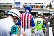 November 1-3, 2018: Breeders' Cup Horse Racing World Championships. Jockey Flavient Prat