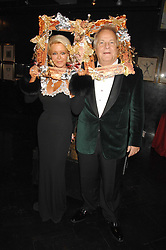 MARY GRACE and MASSIMO GARGIA at Andy & Patti Wong's Chinese new Year party held at County Hall and Dali Universe, London on 26th January 2008.<br /> <br /> NON EXCLUSIVE - WORLD RIGHTS (EMBARGOED FOR PUBLICATION IN UK MAGAZINES UNTIL 1 MONTH AFTER CREATE DATE AND TIME) www.donfeatures.com  +44 (0) 7092 235465