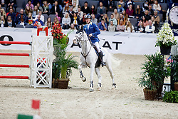 Ahlmann Christian, GER, Colorit<br /> Gothenburg Horse Show FEI World Cups 2017<br /> © Hippo Foto - Stefan Lafrentz<br /> 26/02/17
