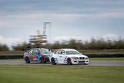 Andy Abrams pictured while competing in the BMW Car Club Racing Championship. Picture taken at Snetterton on October 18, 2020 by 750 Motor Club photographer Jonathan Elsey
