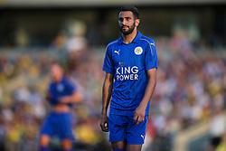 Riyad Mahrez of Leicester City - Mandatory byline: Jason Brown/JMP - 19/07/2016 - FOOTBALL - Oxford, Kassam Stadium - Oxford United v Leicester City - Pre Season Friendly