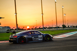 December 13, 2018 - Abu Dhabi, EMIRATS ARABES UNIS - 44 ATTEMPTO RACING AUDI R8 LMS GT3 PRO CLEMENS SCHMID (AUT) SEAN WALKINSHAW (GBR) GIORGIO RODA  (Credit Image: © Panoramic via ZUMA Press)