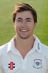 Gloucestershire player, James Fuller - Photo mandatory by-line: Dougie Allward/JMP - 07966 386802 - 10/04/2015 - SPORT - CRICKET - Bristol, England - Bristol County Ground - Gloucestershire County Cricket Club Photocall.