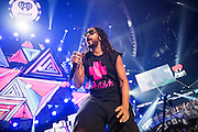 Lil Jon performing at the iHeartRadio Music Festival in Las Vegas, Nevada on Sepembter 20, 2014.
