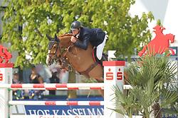 Goodin, Bruce, Chagannus<br /> Hagen - Horses and Dreams<br /> Qualifikation Youngster Tour<br /> © www.sportfotos-lafrentz.de/ Stefan Lafrentz