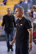 DESCRIZIONE : Roma Serie A2 2015-16 Acea Virtus Roma Benacquista Assicurazioni Latina<br /> GIOCATORE : Guido Saibene<br /> CATEGORIA : pre partita pre game allenatore coach ritratto<br /> SQUADRA : Acea Virtus Roma<br /> EVENTO : Campionato Serie A2 2015-2016<br /> GARA : Acea Virtus Roma Benacquista Assicurazioni Latina<br /> DATA : 27/09/2015<br /> SPORT : Pallacanestro <br /> AUTORE : Agenzia Ciamillo-Castoria/G.Masi<br /> Galleria : Serie A2 2015-2016<br /> Fotonotizia : Roma Serie A2 2015-16 Acea Virtus Roma Benacquista Assicurazioni Latina