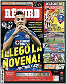 March 14, 2021 (LATIN AMERICA): Front-page: Today's Newspapers In Latin America