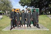 2012 Miami Hurricanes Fall Graduates