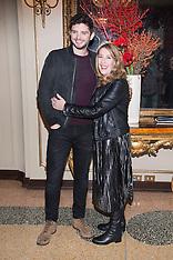 Milan Downton Abbey photocall - 12 Dec 2016