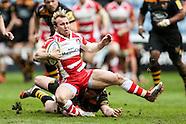 Wasps v Gloucester Rugby 010315
