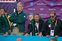 Van Paesschen Stanny (BEL), Alduhami Sami (KSA)<br /> Olympic Games London 2012<br /> © Dirk Caremans