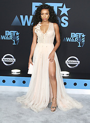 Celebrities arrive at the 2017 BET Awards in Los Angeles at Microsoft Square in Los Angeles, California. 25 Jun 2017 Pictured: Lil Mama. Photo credit: River / MEGA TheMegaAgency.com +1 888 505 6342