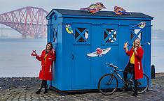 Edinburgh International Science Festival Launch |  South Queensferry | 15 February 2017
