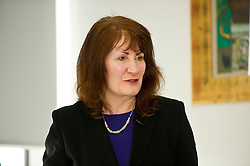 Pictured: Jenny Stewart (head of Infrastructure and Government KPMG)<br /> <br /> Conference to examine impact of Brexit on Scottish businesses and public services. The event, organised by the Fraser of Allander Institute and Strathclyde Business School, heard from a numbers of speakers including Mark Taylor (Audit Scotland), John Edward (former head of Office in Scotland, the European Parliament, Professor Russel Griggs OBE, (Chair Scottish Government Independent Advisory Regulatory Review Group), Jenny Stewart (head of Infrastructure and Government KPMG), Lynda Towers (Director of public law Morton Fraser), Katerina Lisenkova (Head of economic modelling, Fraser of Allander Institute), Ian Wooton (Professor of Economics and Vice Dean (research) Strathclyde Business School), Alastair Ross FCIPR (assistant Director, Head of Public Policy Association of British Insurers) and  Scottish Brexit Minister Mike Russell<br /> <br /> Ger Harley   EEm 2 March 2017