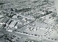 1924 Aerial of Goldwyn Studios in Culver City