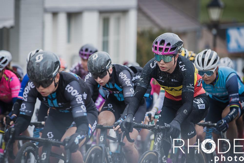 Belgian National Champion Lotte Kopecky (BEL/Liv Racing)<br /> <br /> 2nd Nokere Koerse WE (BEL) 2021<br /> UCI Women Elite 1.PRO<br /> One Day Race: Deinze > Nokere 124km