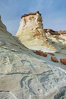 White Rocks Hoodoos, Grand Staircase Escalante National Monument Utah
