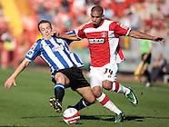 Charlton Athletic v Sheffield Wednesday 270908