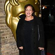 Andria Zafirakou arrivers at the BAFTA Children's Awards 2018 at Roundhouse on 25 November 2018, London, UK.