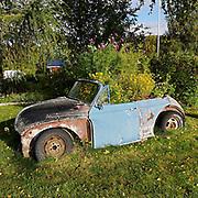 Morris Minor 1000<br /> PHOTO © Bernt Lindgren