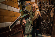 HOLLY RAYNES; LUCY THORPE, Cahoots club launch party, 13 Kingly Court, London, W1B 5PW  26 February 2015