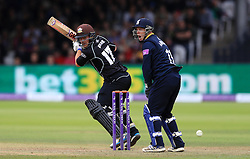 Surrey's Rory Burns batting during Royal London One Day Cup Final at Lord's, London.